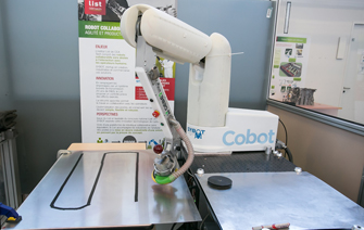 ISYBOT - Robotique collaborative