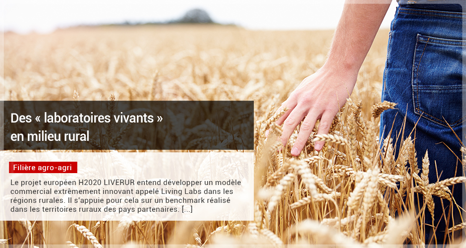 Des « laboratoires vivants » en milieu rural