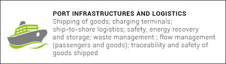 port infrastructures and logistics challenges
