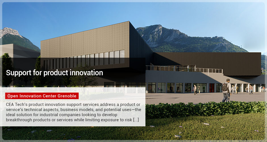 Open Innovation Center Grenoble
