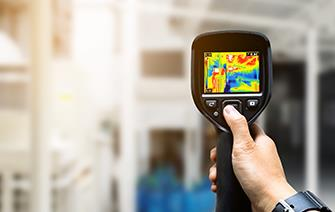 CIVA now includes infrared thermography