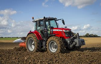 New human-machine interfaces make driving tractors easier