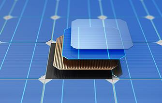 Photovoltaics: Could the thickness of silicon wafers affect their mechanical resistance?