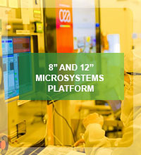 8 and 12 inches microsystems platform
