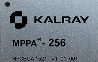 KALRAY - Programmable manycore processors